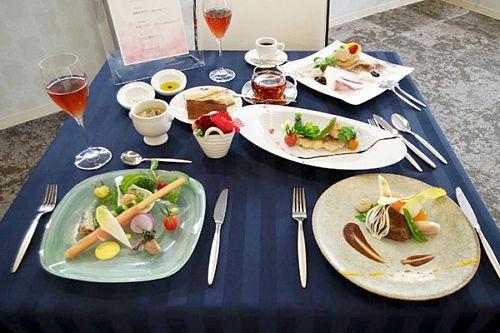 お食事例(お祝い膳)の写真
